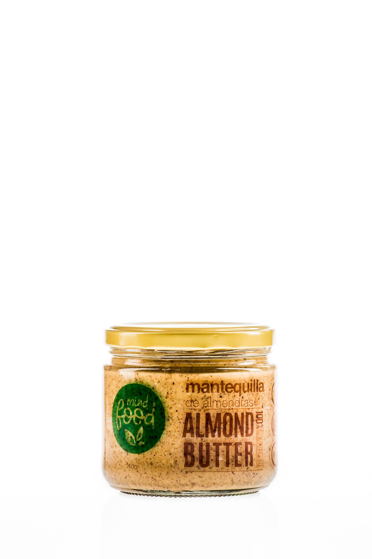mantequilla de almendras1